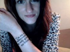 """""""I'm on a rollercoaster that only goes up, my friend.""""   15 Incredible Tattoos Inspired By """"The Fault In Our Stars"""""""