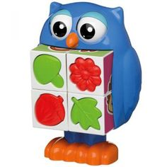 TOMY Mr Owl Puzzle Pop ** Check out this great product. Toddler Toys, Kids Toys, Professor, Dog Day Afternoon, Simple Pictures, Developmental Toys, Cute Owl, Woodland Animals, New Toys