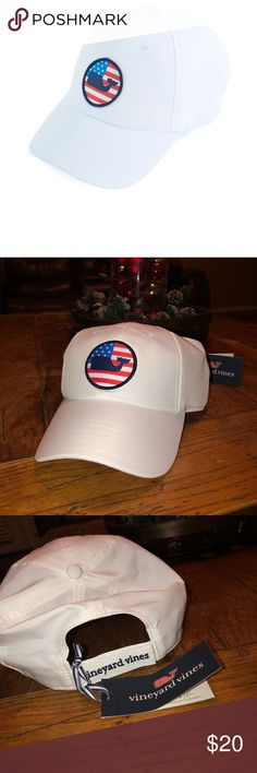 00b3236b1d8b4 Men s Performance Patriot Whale Dot Hat Wear it proudly! Our whale s true  colors come shining
