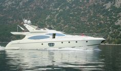 Samanta motor yacht charter based in Bodrum or Gocek with 4 cabins for up to 8 persons. Azimut Yachts, Yacht World, Yacht Broker, Used Boats, Motor Yacht, Boats For Sale, Worlds Largest, Sailing, Luxury