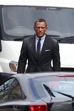James Bond in Skyfall.