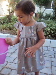 Storyboek June Bug Dress (online tutorial available)