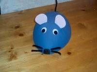 muis Piggy Bank, Art For Kids, Diy Crafts, Winter, Paper Mache, Art For Toddlers, Winter Time, Art Kids, Money Box