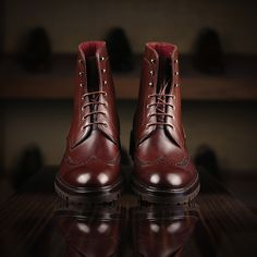 We are unequivocally passionate about fine footwear, and we want to share that passion with our fellow shoe enthusiasts. Rider Boots, Combat Boots, Saint Crispin, Shoe Manufacturers, Designer Boots, Classic Man, Men S Shoes, Gentleman, Oxford Shoes