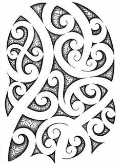 A maori temporary tattoo sleeve with a typical polynesian design. #t4aw #tattooforaweek #temporarytattoo #faketattoo #maori #sleeve #polynesian #design