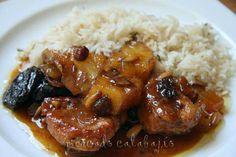 Chicken Recipes, Grains, Rice, Meat, Food, Popular, Gastronomia, Crock Pot, Beverage