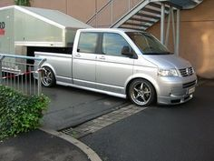 Flatbed Pick-up Doka T4 & T5 - Page 3 - VW T4 Forum - VW T5 Forum