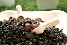 Eadible dirt