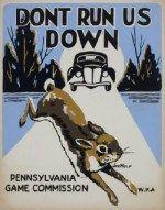 Rabbit Run Poster