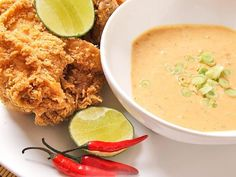 [Photographs: J. Kenji Lopez-Alt] Update your fried chicken with these no-cook dipping sauces in under 7 minutes » About the author: J. Kenji Lopez-Alt is the Managing Editor of Serious Eats where he likes to explore the science of home...