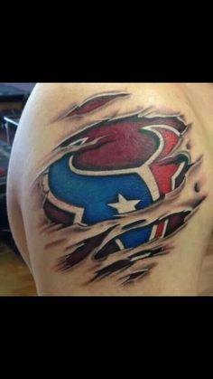 Texans on pinterest 24 photos on houston texans texans for Houston texans tattoo