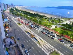 Santos, Brasil - bons souvenirs
