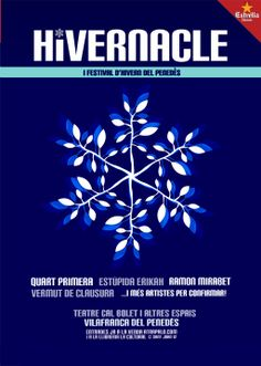 Hivernacle, I Festival d'Hivern del Penedès (febrer 2014)
