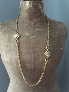 Vintage Yves Saint Laurent Necklace