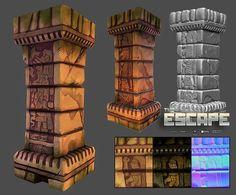 ESCAPE - On The Edge - Burgerstorm - Polycount Forum