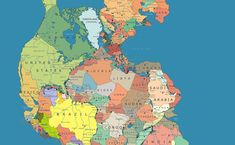 Have you ever wondered what the ancient supercontinent Pangea really looked like?