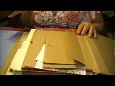 """File Under """"M"""" for Memories Scrapbook Album - YouTube"""