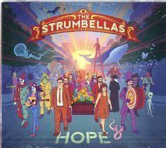 STRUMBELLAS - HOPE -  CD Clicca qui per acquistarlo sul nostro store http://ebay.eu/28XjbEX
