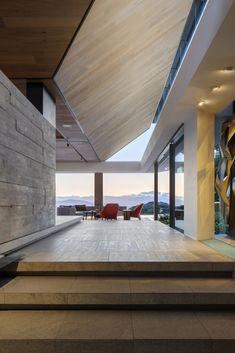 Rodinný dům v Kapském městě nabízí spojení s přírodou   Insidecor - Design jako životní styl Style At Home, Big Houses, Interior Design Studio, Home Fashion, Cape Town, Modern Interior, Form, Decoration, Ibiza