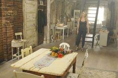 Mary Margaret's (Snow White's) apartment