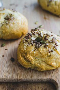 Homemade bagels   trheea.com Homemade Bagels, Recipes, Food, Recipies, Essen, Meals, Ripped Recipes, Yemek, Cooking Recipes