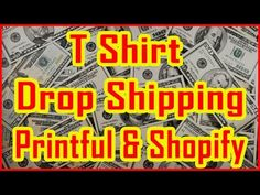 How to start T Shirt Drop Shipping Business using the Printful and Shopify Store…
