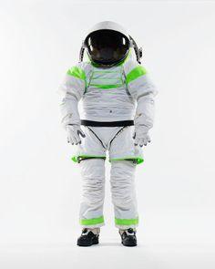 Balle Spaziali meets fashion | Z1 spacesuit