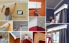 Decor Units: How to Install Easy Crown Molding