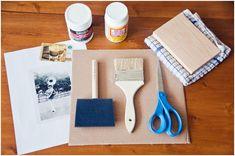 Je huis kun je heel leuk decoreren met mooie foto's op hout. Deze werken zien er…