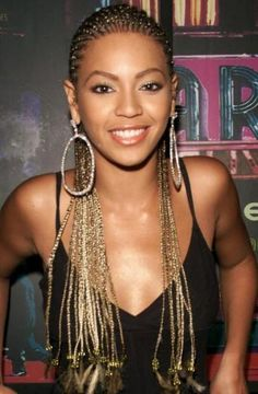 Teenage Bey! She's come a long way from her Destiny's Child days