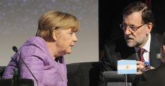 Internacional / Foro Celac-UE. España insiste a Merkel: «Son necesarias políticas de estímulo». Rajoy ha dejado de decir que sí a todo a la poderosa Alemania y ha vuelto a pedir a Merkel políticas más expansivas para hacer crecer la economía europea.