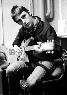 Paul Weller,  © Ian Dickson