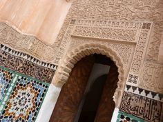 Medersa Ali ben Youssef in Marrakesh