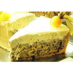 Torta pedaço de paçoca com negresco #arraiapolos (em Polos Pães e Doces)