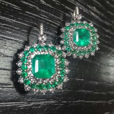 Colombian #emeralds are a girls best friend  #namchojewelry