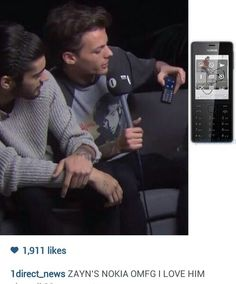 how can you not love Zayn? hes a millionaire in the worlds biggest boyband and still uses a nokia