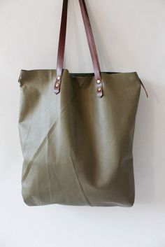 The lightest bag. Thin soft and strong Japanese leather. Folds really small…