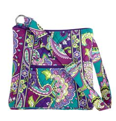 Vera Bradley Hipster in Heather, $60