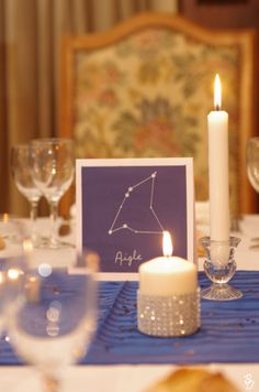 #Blue #Wedding #Constellation #Star