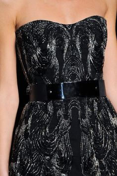 Monique Lhuillier Fall 2014 - Details