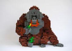 Gli animali in LEGO di Felix Jaensch · ObjectsMag · Rivista di cultura contemporanea