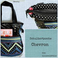lillesol & pelle Schnittmuster/ pattern: Chevron
