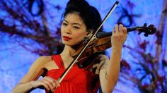 Snow Queen: Violinist Mae to compete in Sochi (CNN, 2014) - Taking my hat off for this extraordinary lady.
