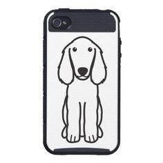 Boykin Spaniel Dog Cartoon Case For iPhone 4