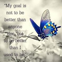 be better quotes Better Today Some Quotes, Daily Quotes, Best Quotes, Good Morning Prayer, Morning Prayers, Butterfly Quotes, Dragonfly Quotes, Great Inspirational Quotes, Personal Progress