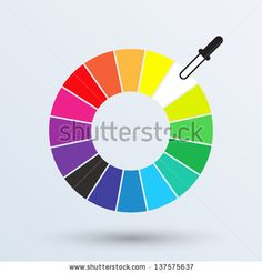 circle colour wheel folding - Google Search