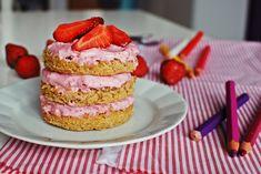 FoodLover: Jahodové dortíčky