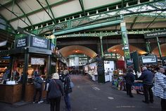 If you're visiting Borough Market for the first time, your goal should be to try as much as possible while staying on a budget — otherwise, ...