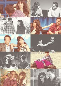 NICK AND JESS : NEW GIRL <3