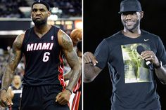 Why LeBron James Is Suddenly Skinny | 'The NBA Star's Other Big Decision This Summer: Cutting Carbohydrates' // A success story of an elite kind (Despite this fine development, Jordan is still the best ever)